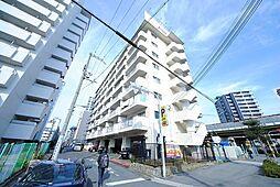 西中島東行マンション[6階]の外観