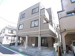 アビタシオン細田[3階]の外観