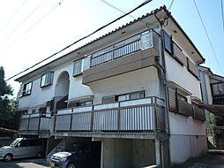 兵庫県伊丹市緑ケ丘4丁目の賃貸アパートの外観