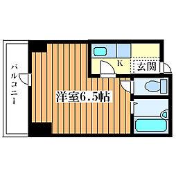 プレアール姫島.[5階]の間取り