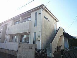ワコーハイツA棟[203号室]の外観