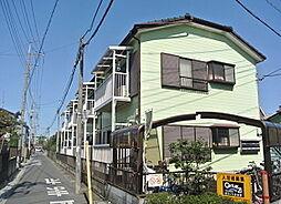 鴨川ハイツ[203号室]の外観