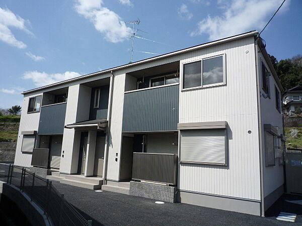 広島県広島市東区馬木2丁目の賃貸アパート