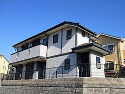 細山レジデンス[2階]の外観