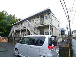 中田ハイツ[1階]の外観