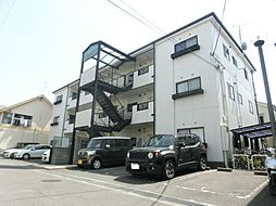 大阪府茨木市花園2丁目の賃貸マンションの外観