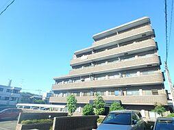 フラワーマンションコヤタII[1階]の外観
