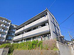 奈良県奈良市藤ノ木台1丁目の賃貸マンションの外観