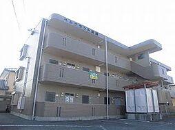 ベルクラント高田[3階]の外観