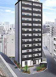 FG城東京橋I 蒲生1 京橋4分[12階]の外観