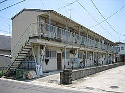 佐賀県佐賀市西魚町の賃貸アパートの外観