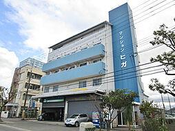 大阪府枚方市野村中町の賃貸マンションの外観