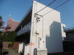 東京都小金井市桜町1丁目の賃貸マンションの外観