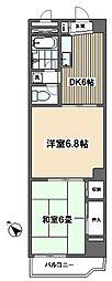 メゾン清栄[305号室]の間取り