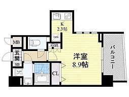 肥後橋駅 10.1万円