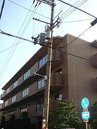 エムズコート[4階]の外観