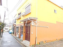 東京都荒川区西尾久6丁目の賃貸アパートの外観