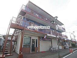 神奈川県愛甲郡愛川町中津の賃貸マンションの外観