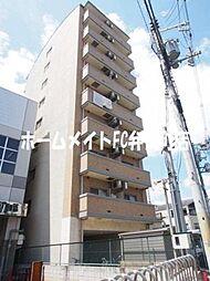 大阪府大阪市港区市岡元町1丁目の賃貸マンションの外観