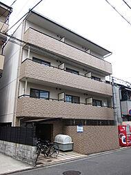 メゾンK-three[1階]の外観