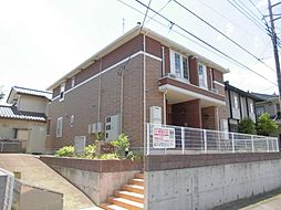 茨城県龍ケ崎市平台1丁目の賃貸アパートの外観