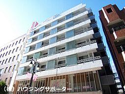 東京都八王子市横山町の賃貸マンションの外観