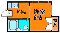 法界院駅 3.1万円