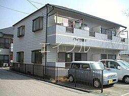 ハイツ薫II[1階]の外観