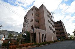 兵庫県姫路市青山3丁目の賃貸マンションの外観