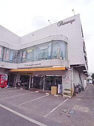 埼玉県朝霞市幸町3丁目の賃貸マンションの外観