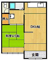 [一戸建] 兵庫県神戸市兵庫区熊野町4丁目 の賃貸【/】の間取り