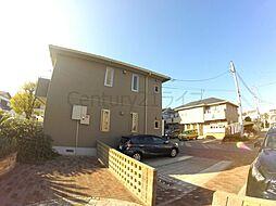 兵庫県西宮市丸橋町の賃貸アパートの外観