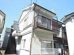 タウンハイツ初沢[2階]の外観