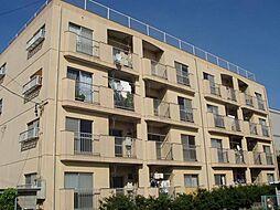 マンション三和ビル[101号室]の外観