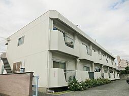 丸永マンション[2階]の外観