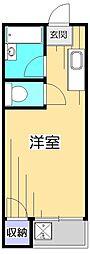 東京ビル[3階]の間取り