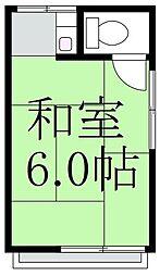 小野荘[2階]の間取り