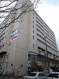 クラウンコーポ[8階]の外観