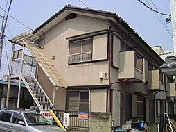 新里コーポ[102号室]の外観