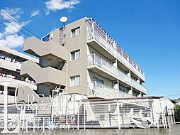 埼玉県さいたま市桜区西堀3丁目の賃貸マンションの外観