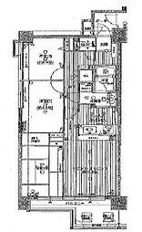(分譲)サンマンションアトレ西宮パッセ[11階]の間取り