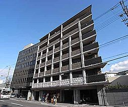 京都府京都市東山区遊行前町の賃貸マンションの外観