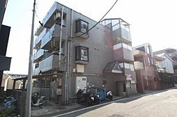 神奈川県横浜市保土ケ谷区常盤台の賃貸マンションの外観
