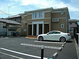 神奈川県横浜市戸塚区東俣野町の賃貸アパートの外観