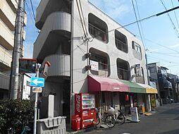 大阪府堺市西区浜寺船尾町西1丁の賃貸マンションの外観