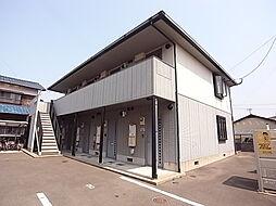 福岡県福岡市博多区井相田3丁目の賃貸アパートの外観