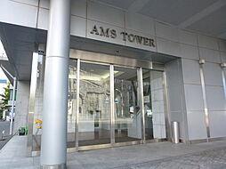 AMS TOWER[701号室]の外観