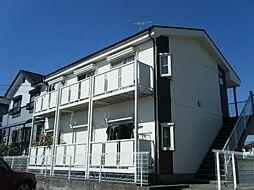 愛知県知多郡阿久比町大字草木字東郷の賃貸アパートの外観