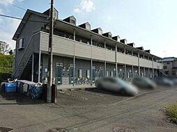 神奈川県藤沢市宮原の賃貸アパートの外観