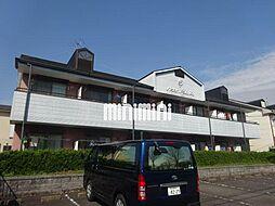 パークサイド白山[1階]の外観
